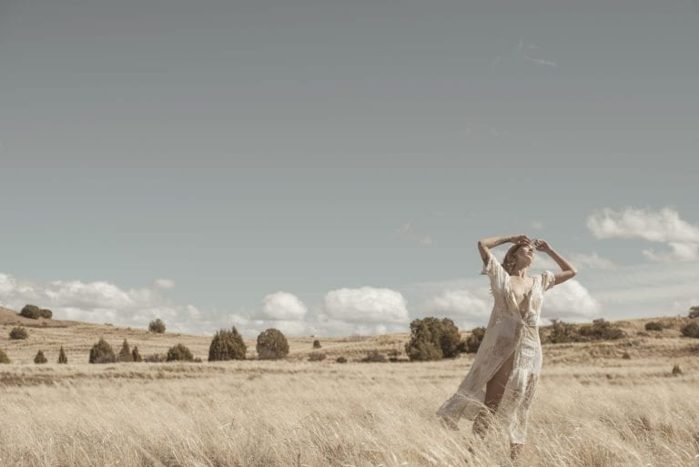 Fashion on the prairie with Grace Nielson